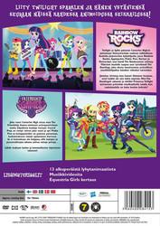 My Little Pony Equestria Girls 2-DVD tupla-julkaisu