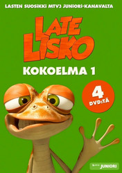 Late Lisko Box 1+2+3+4 dvd