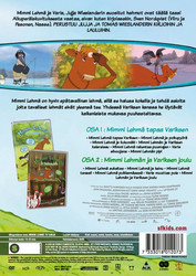 Mimmi Lehmä TV-sarja osat 1+2 dvd