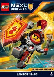 Lego Nexo Knights Jaksot 16-20 dvd