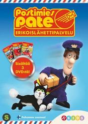 Postimies Pate Erikoislähettipalvelu Box dvd