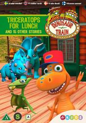 Dinojuna: Lounasvieraat dvd