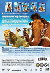 Ice Age Box 1+2+3+4+5 dvd