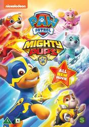 Ryhmä Hau: Mighty Pups Elokuva dvd