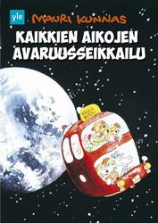 Kaikkien aikojen avaruusseikkailu dvd Mauri Kunnas