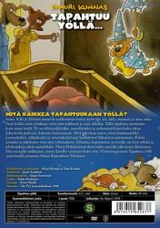 Tapahtuu yöllä dvd Mauri Kunnas