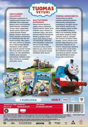 Tuomas Veturi Box dvd