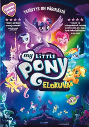 My Little Pony Elokuva dvd