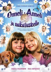 Onneli, Anneli ja nukutuskello dvd