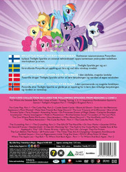My Little Pony BOX 9 x dvd