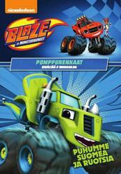 Blaze ja Monsterikoneet: Pomppurenkaat dvd