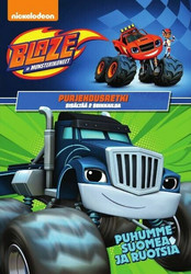 Blaze ja Monsterikoneet: Purjehdusretki dvd