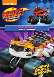 Blaze ja Monsterikoneet: Viidakkotorvi dvd