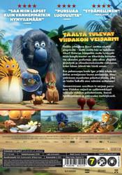 Viidakon veijarit Elokuva dvd