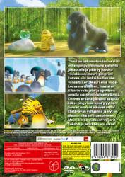 Viidakon veijarit Etelänavalla dvd