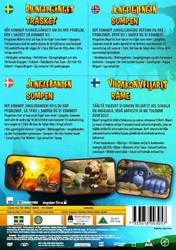 Viidakon veijarit: Räme dvd