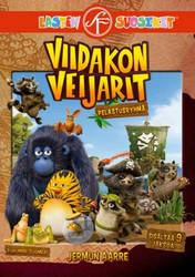 Viidakon veijarit: Jermun aarre dvd