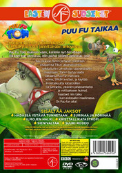 Puu Fu Tom: Puu Fu taikaa dvd
