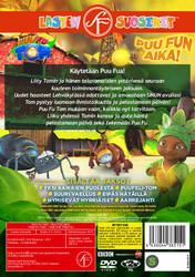 Puu Fu Tom: Puu Fun aika! dvd