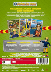Palomies Sami BOX numero 2 dvd