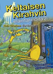 Keltaisen Kirahvin eläintarinoita 2 dvd