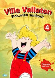 Ville Vallaton: Elokuvien sankarit dvd