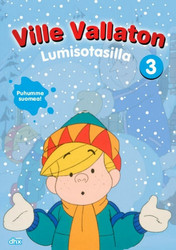 Ville Vallaton: Lumisotasilla dvd