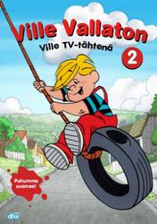 Ville Vallaton: Ville TV-tähtenä dvd