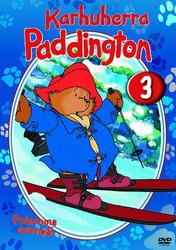 Karhuherra Paddington 3 dvd