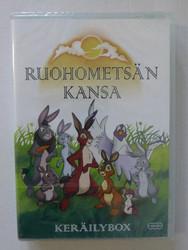 Ruohometsän kansa BOX dvd