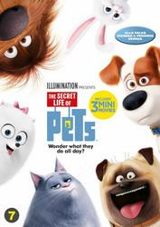 Lemmikkien salainen elämä 1 dvd