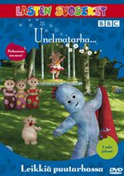 Unelmatarha: Leikkiä puutarhassa dvd