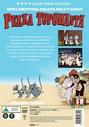 Pekka Töpöhäntä Elokuva dvd
