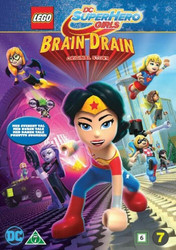 Lego DC Super Hero Girls: Aivokato dvd