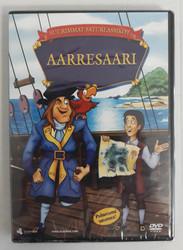 Aarresaari dvd