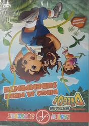 Matkaan Diego: Diego ja pikku sudenpentu dvd