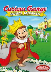 Utelias Vili: Kuninkaallinen apina dvd