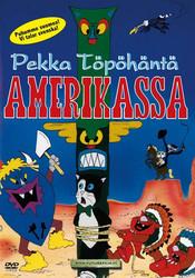 Pekka Töpöhäntä Amerikassa dvd