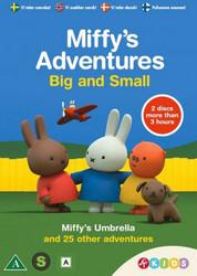 Miffyn seikkailut: Suuret ja pienet 2 x dvd