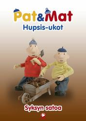 Hupsis-ukot Pat ja Mat: Syksyn satoa dvd