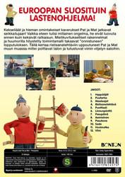 Hupsis-ukot Pat ja Mat: Pesupäivä dvd