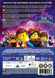 Lego Elokuva 2 dvd