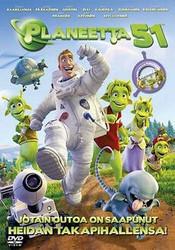 Planeetta 51 dvd Elokuva