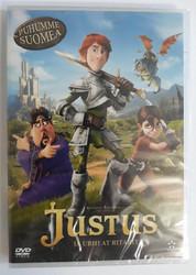 Justus ja urheat ritarit dvd
