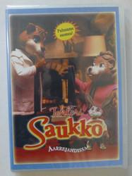 Tohtori Saukko: Aarrejahdissa dvd