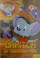 Lapitch ja Taikasaappaat dvd