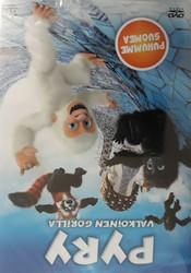 Pyry valkoinen gorilla dvd
