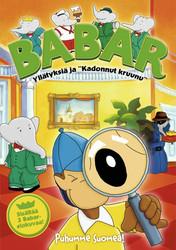 Babar Yllätyksiä ja Kadonnut kruunu dvd