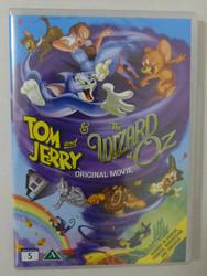 Tom ja Jerry ja Ozin velho dvd