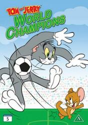 Tom ja Jerry: Maailmanmestarit dvd